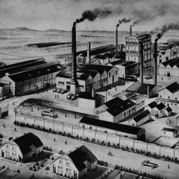 history of our chemical plant in Belgium
