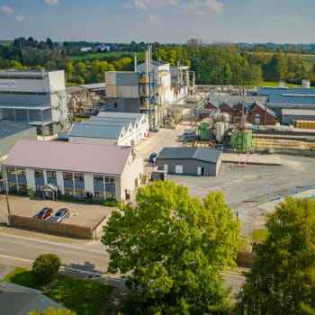history of our chemical company in Belgium