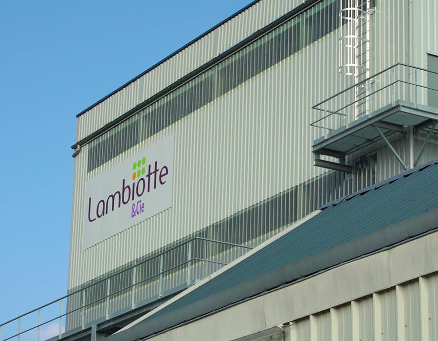 Chemical manufacturer in Belgium